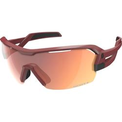 Scott Sunglasses Spur dark red red chr + cl (0084)