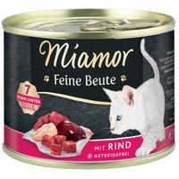 Miamor Rind Miamor Feine Beute 24 x 185 g
