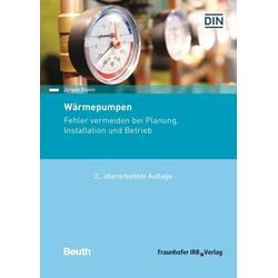 Wärmepumpen als Buch von Jürgen Bonin