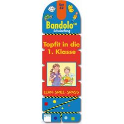 Bandolo Set 52.Topfit in die 1. Klasse: Buch von Friederike Barnhusen