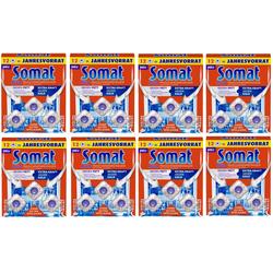 Somat Duo Maschinenreiniger Tabs Geschirrspül Reiniger 8x12 Stück Spülmittel