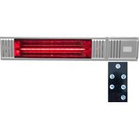 Millarco 58632 Terrassen-Heizung inkl. Fernbedienung Wärmestrahler zur Wandmontage