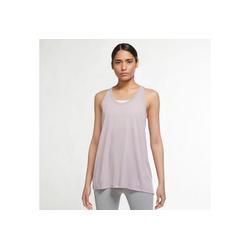 Nike Yogatop YOGA DRI-FIT WOMENS TANK lila XS (30/32)