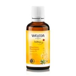 Weleda Baby Bäuchleinöl olejek dla niemowląt  50 ml