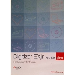 ELNA Digitizer 5.0 Junior