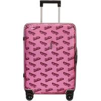 Cabin 55 cm / 44 l barbie transparent pink