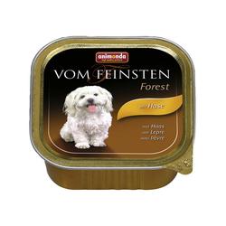 ANIMONDA, Hunde Nassfutter Vom Feinsten, Hase, 22x150 g