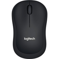 Logitech M220 Silent Maus Charcoal grau (910-004878)