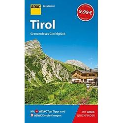 ADAC Reiseführer Tirol. Georg Weindl  - Buch