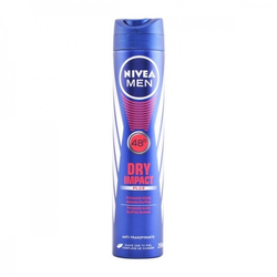 Deospray Men Dry Impacto Nivea   200 ml