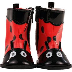 GÖTZ Puppenkleidung Puppenkleidung Stiefel, Käferchen, 42-50cm