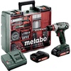 metabo BS 18 Quick Set 602217880