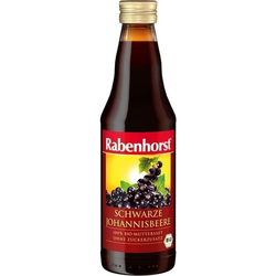Rabenhorst Schware Johannisbeere Bio Muttersaft