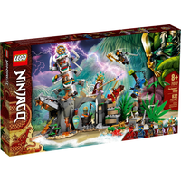 Lego Ninjago Das Dorf der Wächter 71747