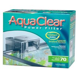 AquaClear Power Filter, 70er - 27,5 x 22 x 16 cm