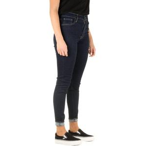 Levi's Damen Mile High Super Skinny Jeans, Celestial Rinse, 25W / 32L