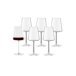 Stölzle Rotweinglas POWER Rotweinglas 520 ml 6er Set (6-tlg)