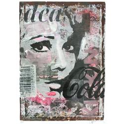 Kunstdruck FACE(BH 60x80 cm)