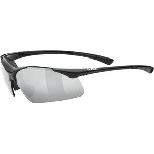 Uvex Sportstyle 223 black - silver