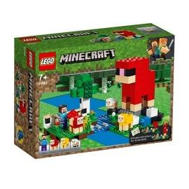 Lego Minecraft Die Schaffarm 21153