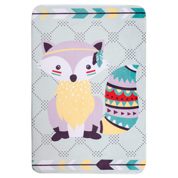Waschbär Kinderteppich - Racoon