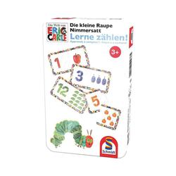 Schmidt Spiele Lernspielzeug Die Kleine Raupe Nimmersatt, Lerne zählen!