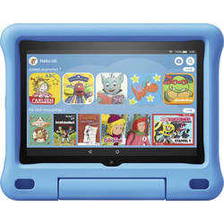 Amazon Fire HD 8 Kids Edition WiFi Blau Android-Tablet 20.3cm (8 Zoll) 2.0GHz AndroidTM OS 1280 x 8