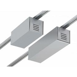 Magnetline Trafo - für Niedervolt Halogen - matt silber - 150 VA