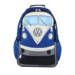 VW Bulli T1 Rucksack blau