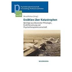 Erzählen über Katastrophen - Buch