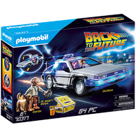 Playmobil Back to the Future DeLorean 70317