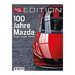 auto motor und sport Edition - 100 Jahre Mazda - Buch