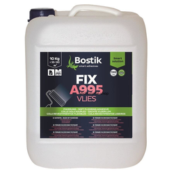 Bostik Vliesfix Teppichboden Haftmittel Kunstharzdispersion 10.0 kg Kanister