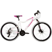 Galano GX 26 Zoll RH 38 cm weiß/pink