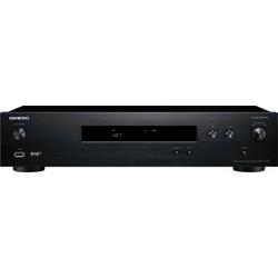 Onkyo NS-6170 Netzwerkplayer (Digitalradio (DAB), FM-Tuner mit RDS) schwarz
