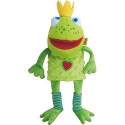 Haba Handpuppe Froschkönig (1-tlg)