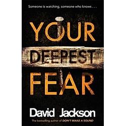 Your Deepest Fear. David Jackson  - Buch