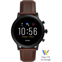 Fossil Smartwatches THE CARLYLE HR SMARTWATCH, FTW4026 Smartwatch