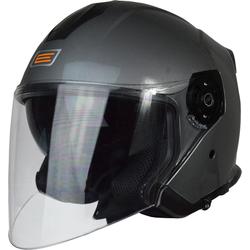 Origine Palio Jet Helm, silber, Größe S