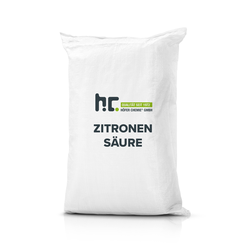 4 x 25 kg Zitronensäure Granulat(100 kg)