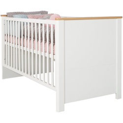 roba® Babybett Ava, Made in Europe; Kinderbett, Gitterbett