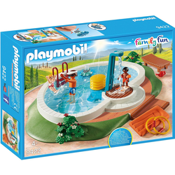 Playmobil® Spielfigur PLAYMOBIL® 9422 Swimmingpool