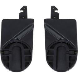 Hauck Kinderwagen-Adapter Colibri/ Eagle 4S, für Select Baby, iPro Baby und Comfort Fix