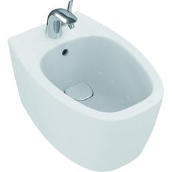 Ideal Standard Wand-Bidet DEA 365 x 550 x 325 mm weiß seidenmatt