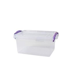 HTI-Living Aufbewahrungsbox Aufbewahrungsbox mit Deckel Sofia (1 Stück), Aufbewahrungsbox