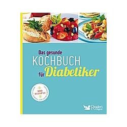 Das gesunde Kochbuch für Diabetiker - Buch
