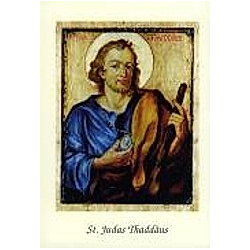 St. Judas Thaddäus - Buch