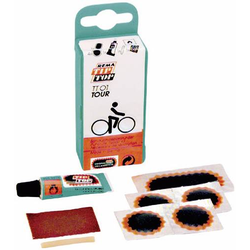 Tip-Top TT-01 Tour Fahrrad Flickzeug 5teilig