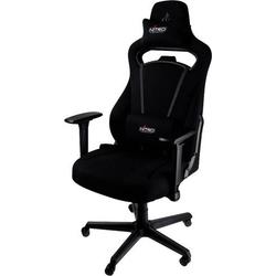 Nitro Concepts E250 Gaming-Stuhl Schwarz
