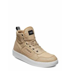 Lyle & Scott Gillespie Hohe Sneaker Beige LYLE & SCOTT Beige 42,44,45,46